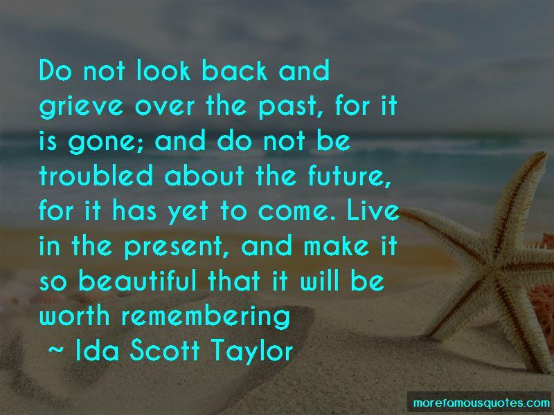 Ida Scott Taylor Quotes