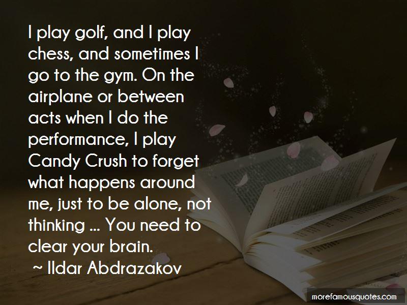 Ildar Abdrazakov Quotes