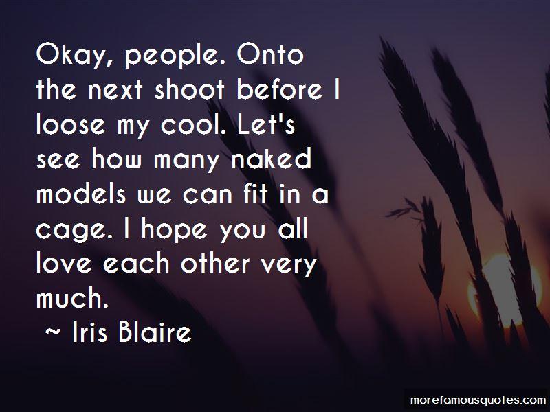 Iris Blaire Quotes Pictures 2