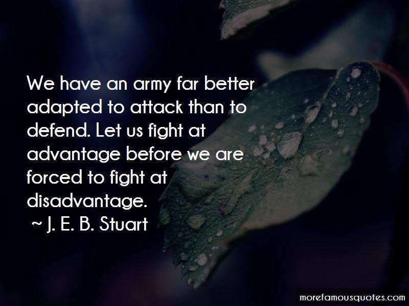 J. E. B. Stuart Quotes Pictures 2