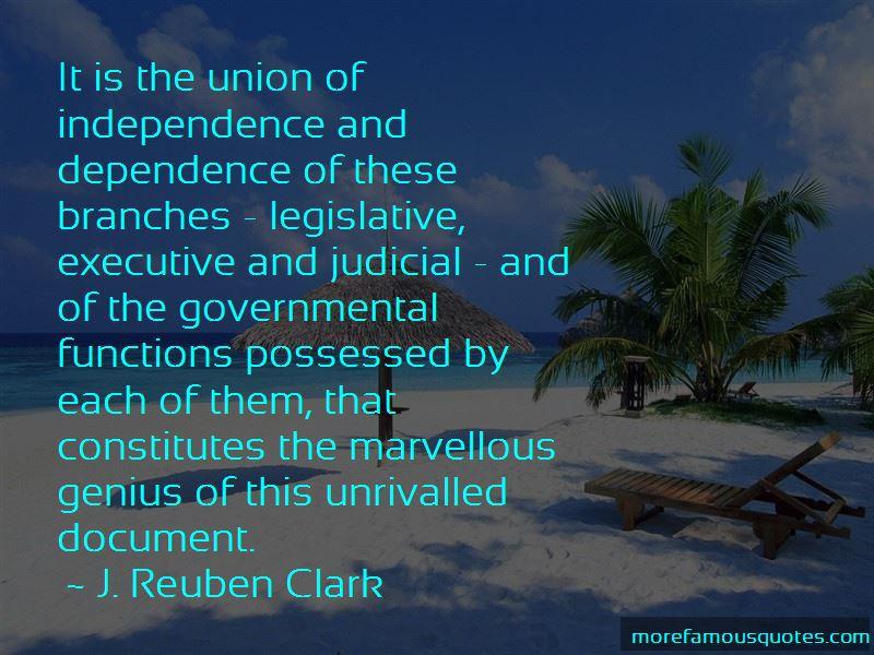 J. Reuben Clark Quotes Pictures 4