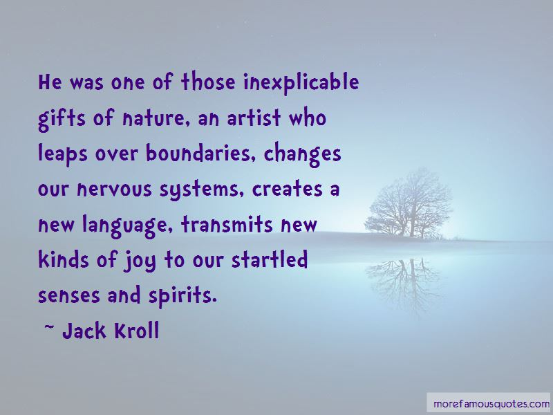 Jack Kroll Quotes Pictures 2