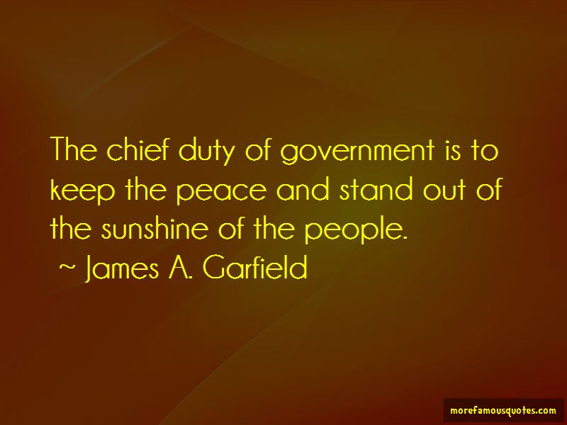 James A. Garfield Quotes Pictures 2