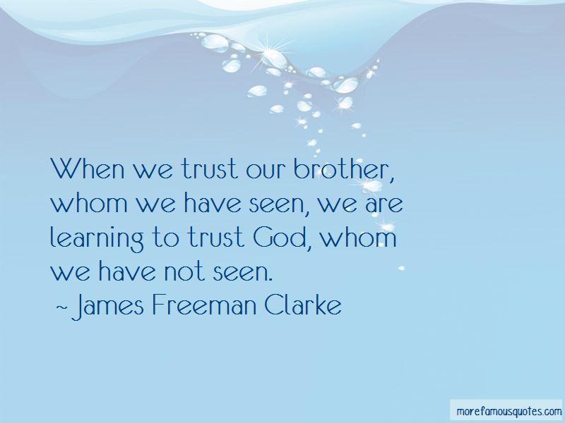 James Freeman Clarke Quotes Pictures 2