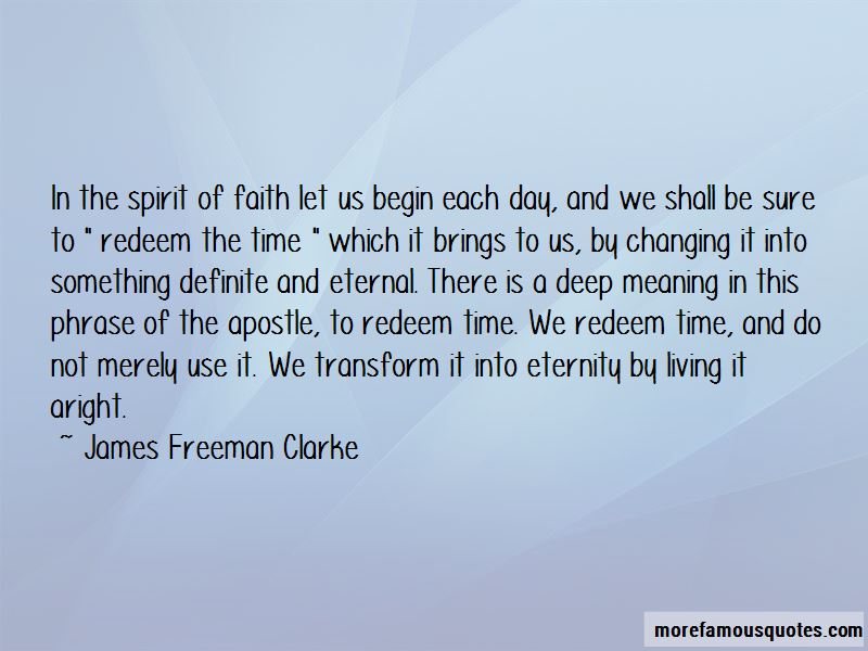 James Freeman Clarke Quotes Pictures 3