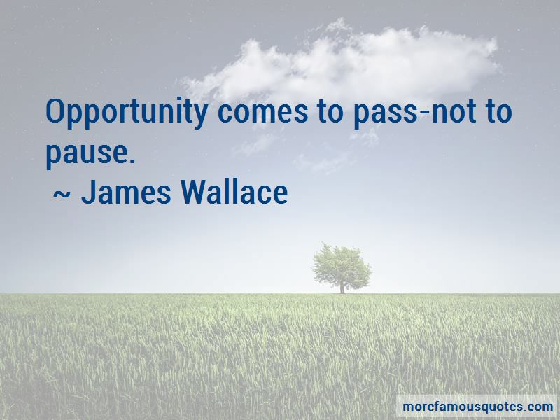 James Wallace Quotes