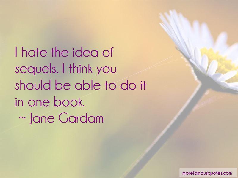 Jane Gardam Quotes Pictures 2
