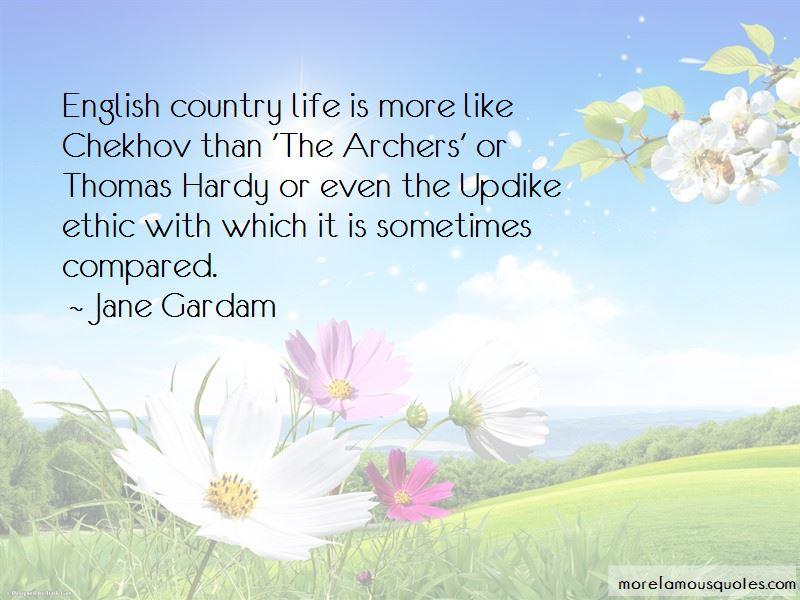 Jane Gardam Quotes Pictures 3