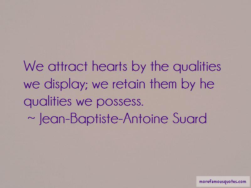 Jean-Baptiste-Antoine Suard Quotes