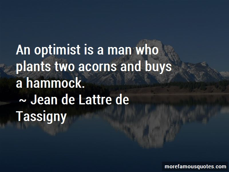 Jean De Lattre De Tassigny Quotes Pictures 2