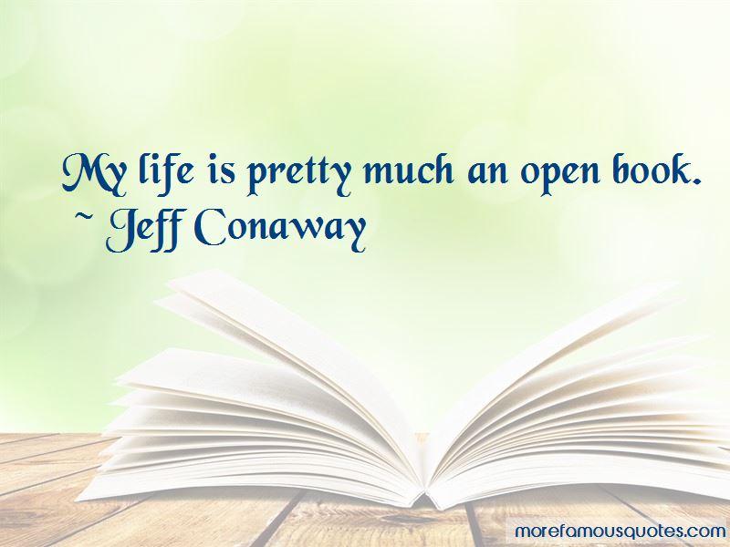 Jeff Conaway Quotes