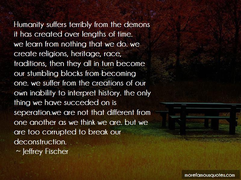 Jeffrey Fischer Quotes Pictures 3