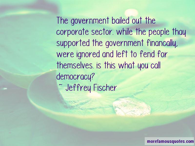 Jeffrey Fischer Quotes
