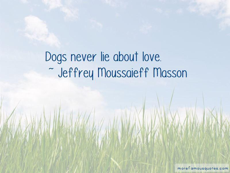 Jeffrey Moussaieff Masson Quotes Pictures 2