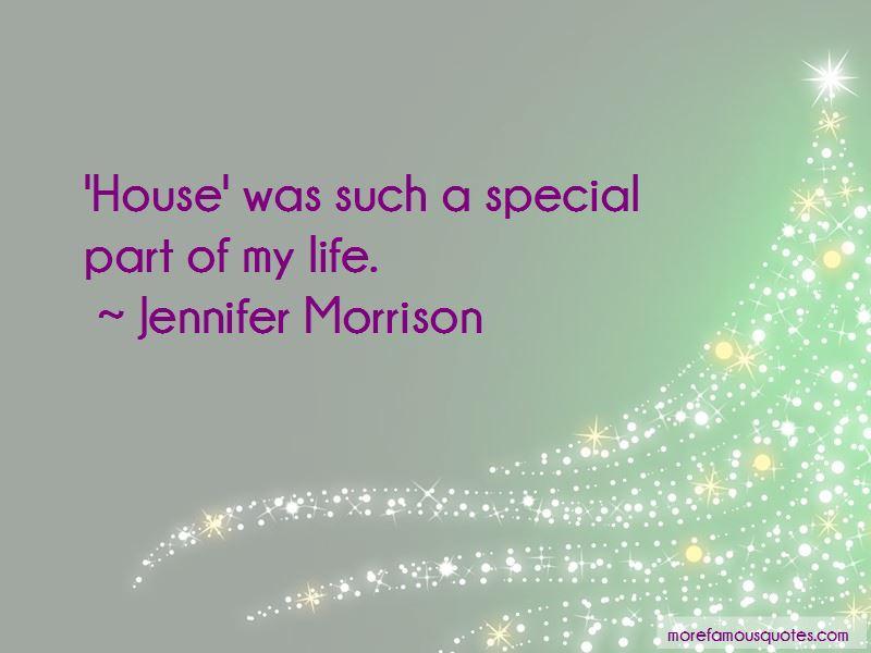 Jennifer Morrison Quotes Pictures 2