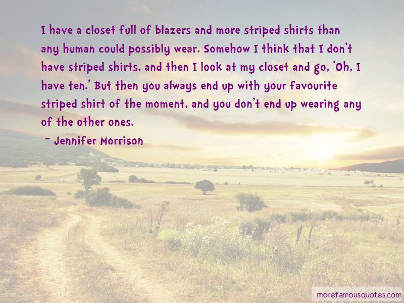 Jennifer Morrison Quotes Pictures 4