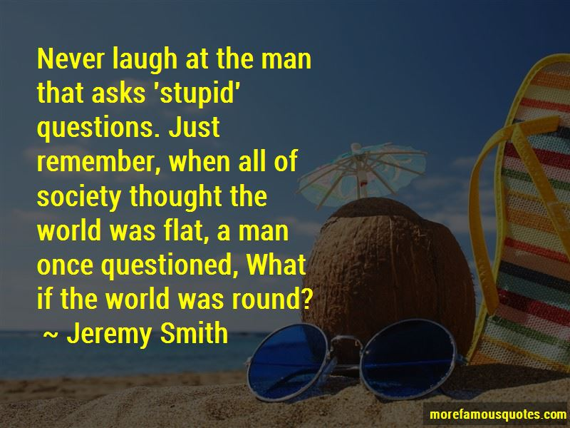 Jeremy Smith Quotes