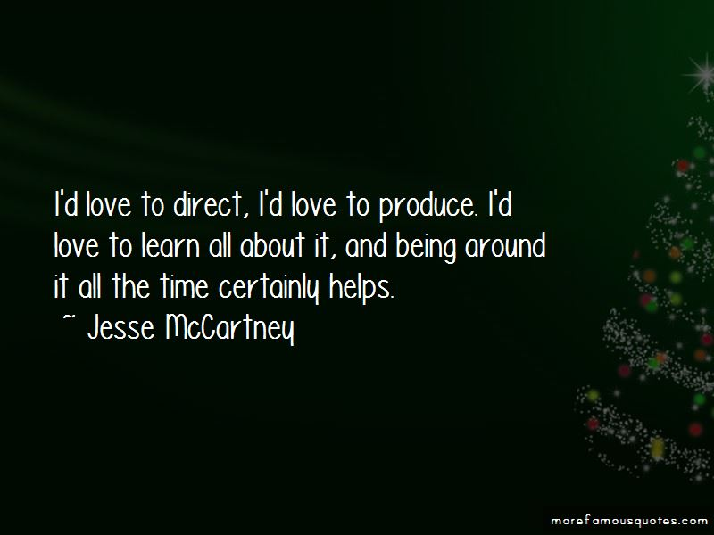Jesse McCartney Quotes Pictures 2
