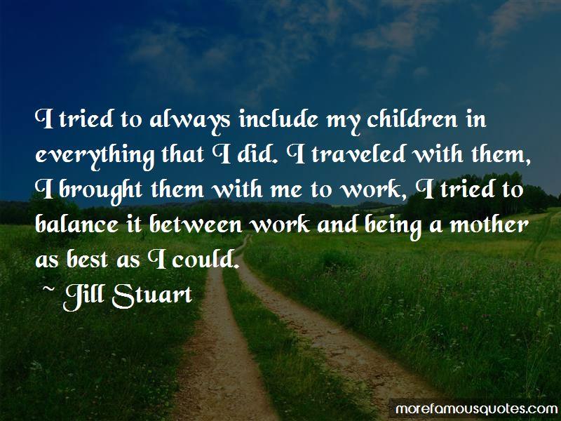 Jill Stuart Quotes