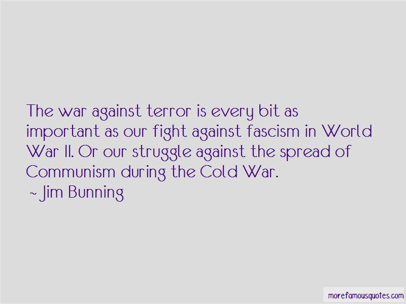 Jim Bunning Quotes