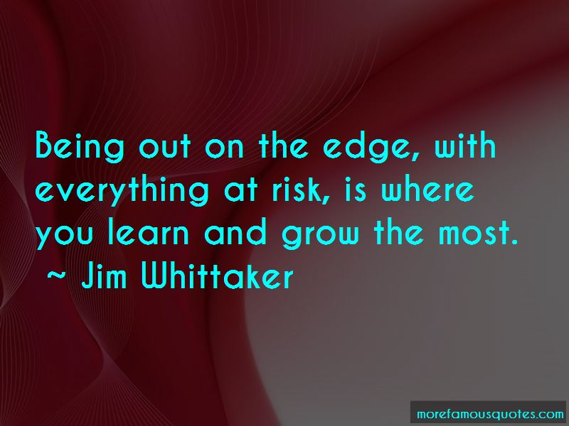 Jim Whittaker Quotes Pictures 3