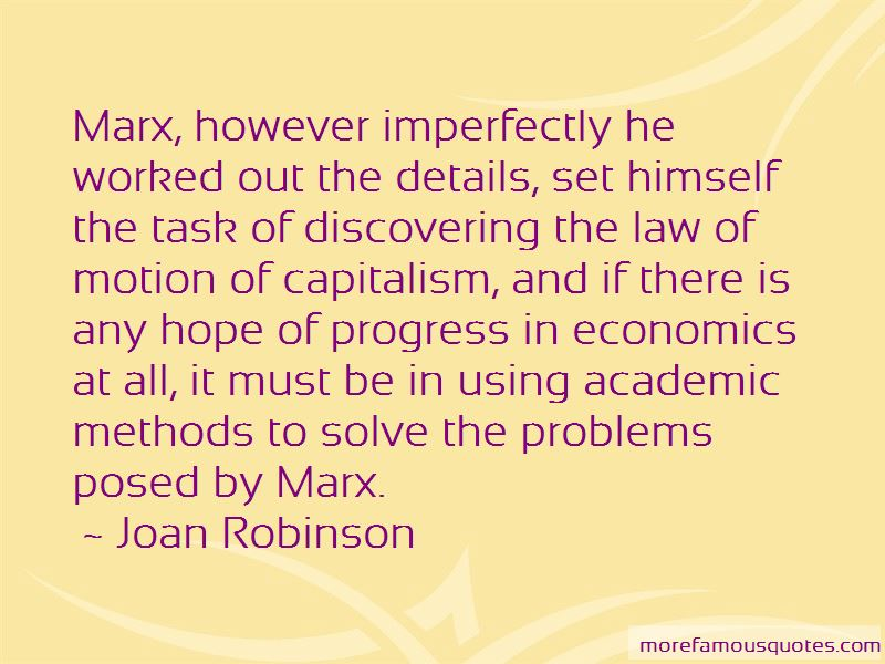 Joan Robinson Quotes Pictures 3