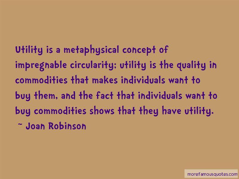 Joan Robinson Quotes