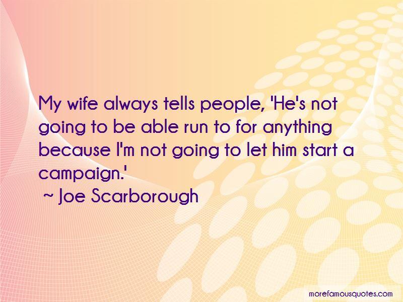 Joe Scarborough Quotes Pictures 2