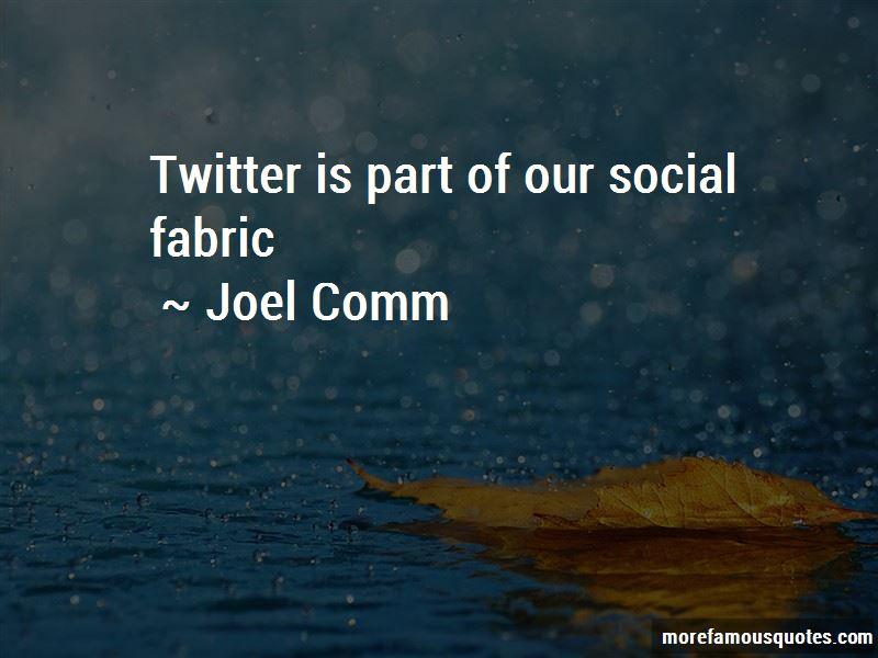Joel Comm Quotes Pictures 2