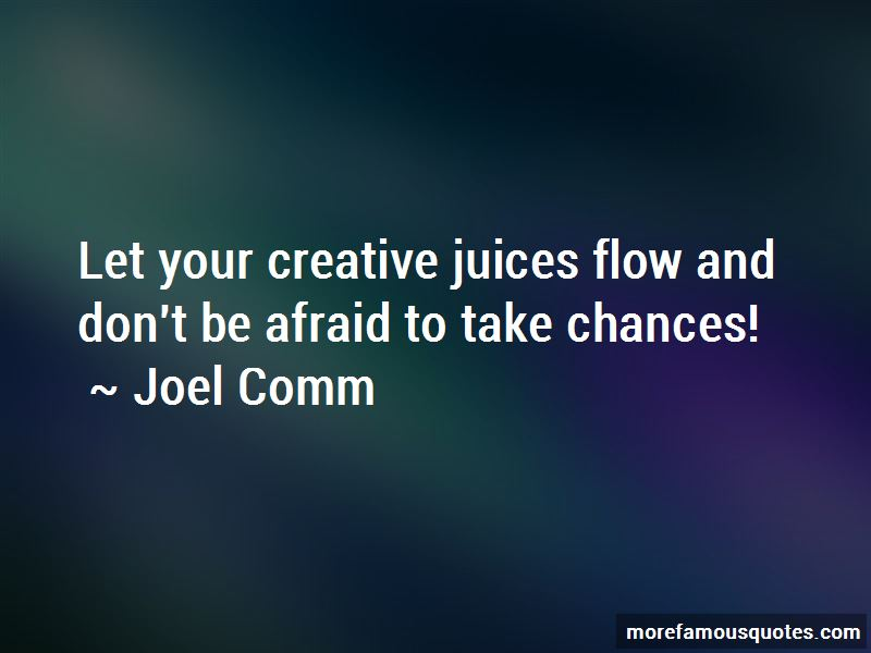 Joel Comm Quotes Pictures 4