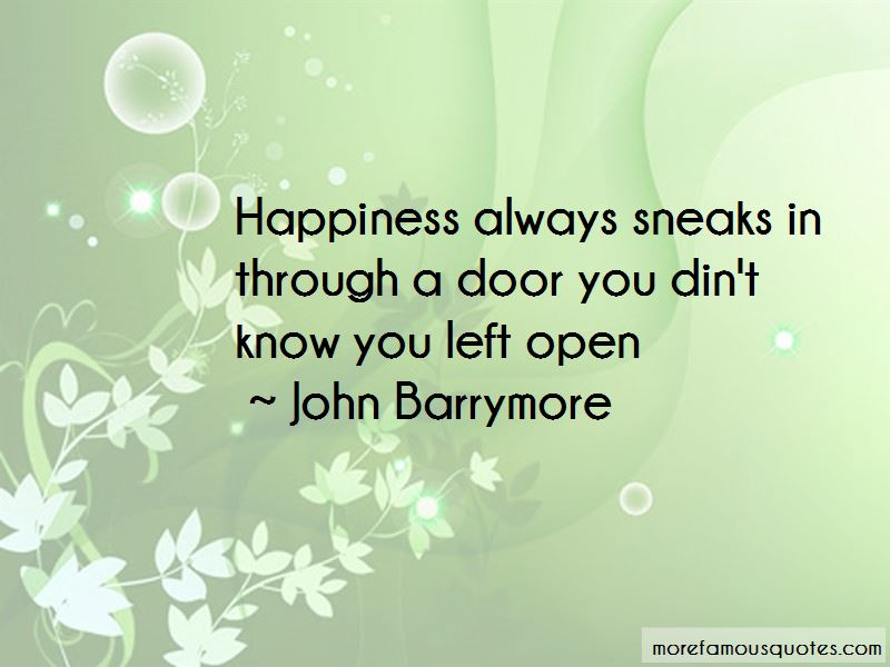 John Barrymore Quotes Pictures 2