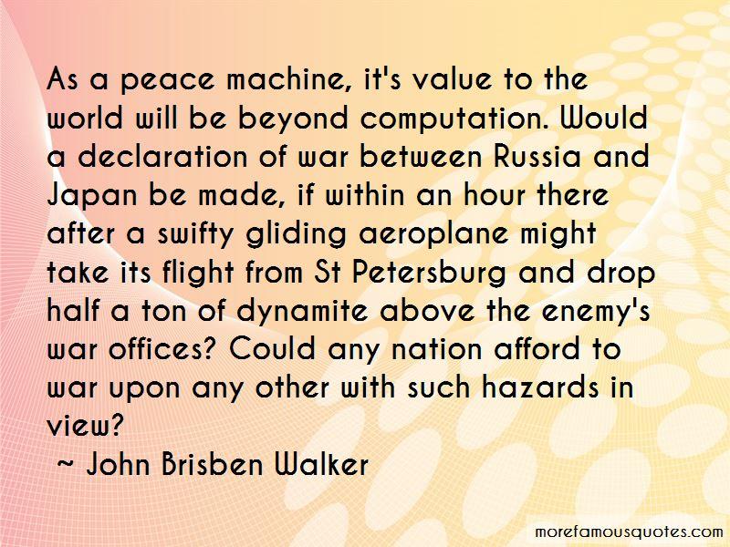 John Brisben Walker Quotes
