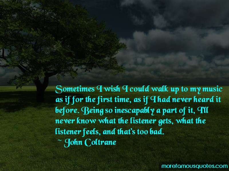 John Coltrane Quotes Pictures 4