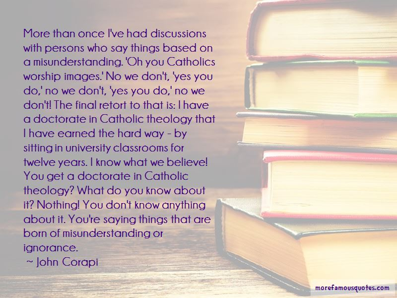 John Corapi Quotes Pictures 4