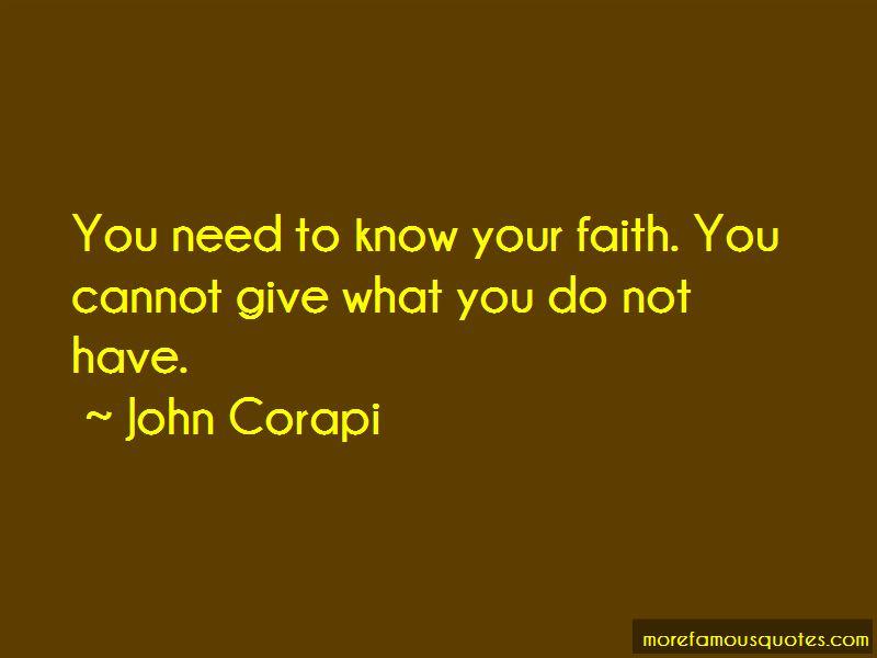 John Corapi Quotes
