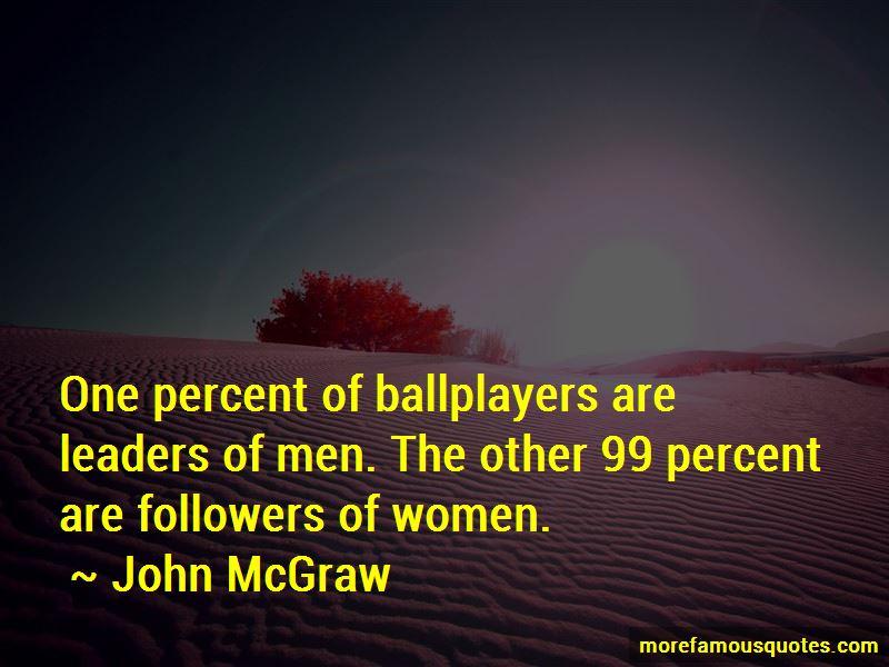 John McGraw Quotes Pictures 4