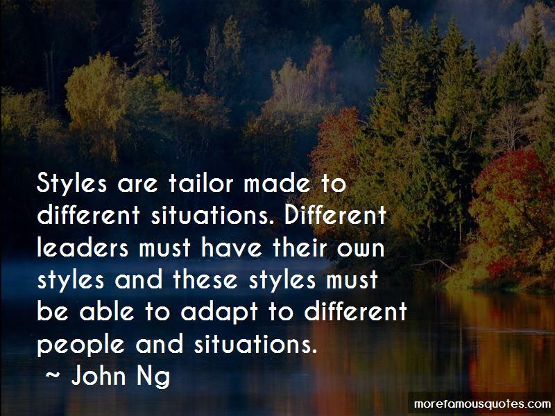 John Ng Quotes