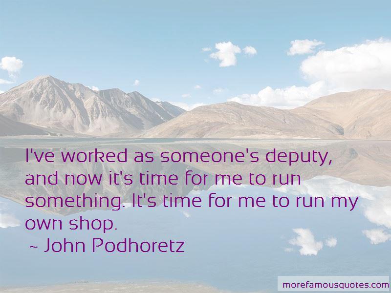 John Podhoretz Quotes Pictures 2