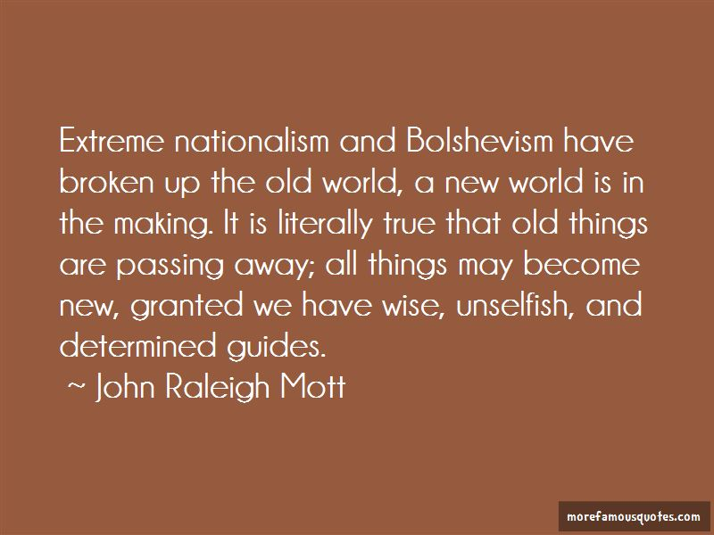 John Raleigh Mott Quotes Pictures 4