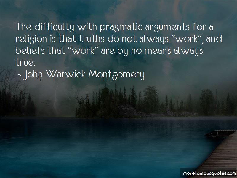 John Warwick Montgomery Quotes Pictures 2