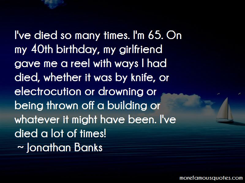 Jonathan Banks Quotes Pictures 2