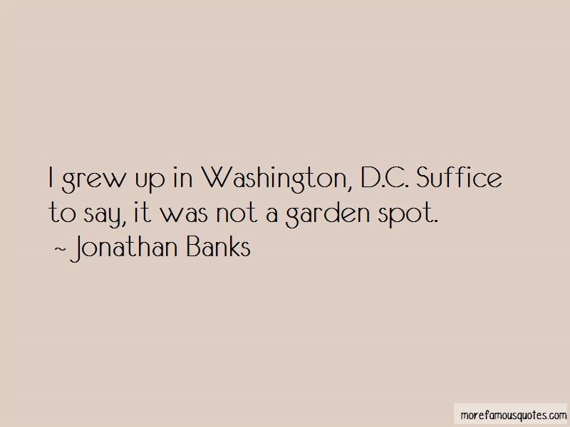 Jonathan Banks Quotes Pictures 4