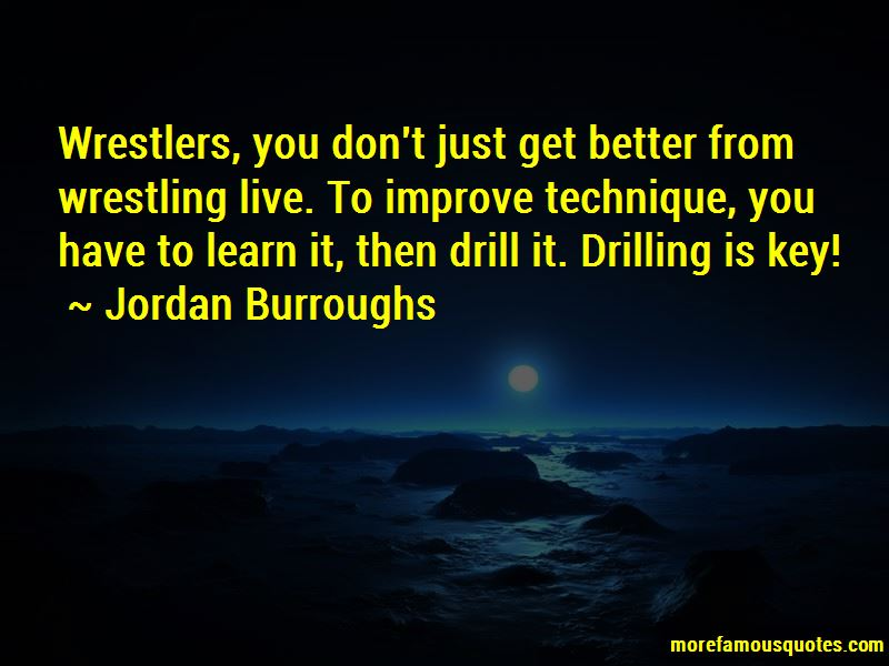 Jordan Burroughs Quotes Pictures 2