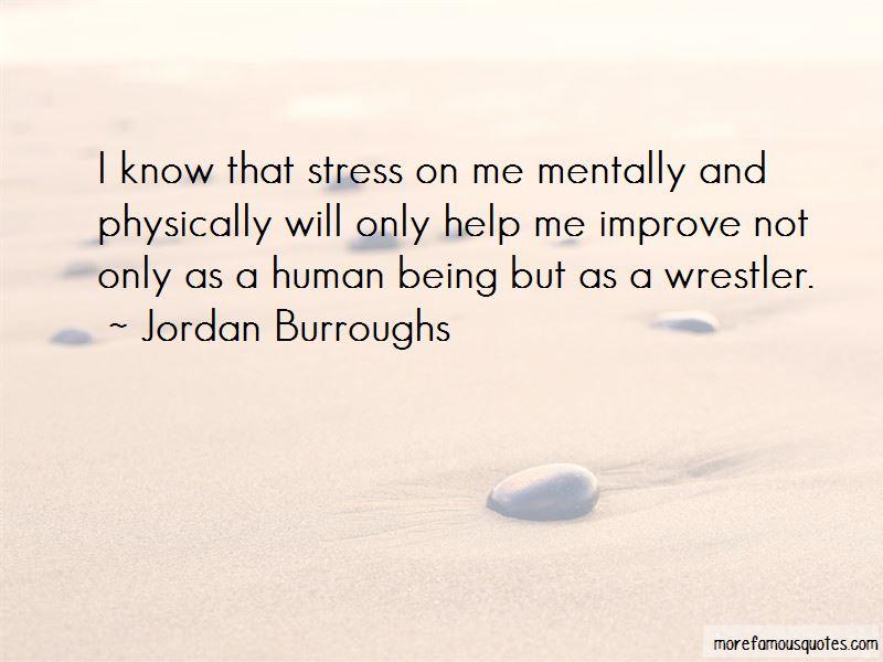 Jordan Burroughs Quotes Pictures 3
