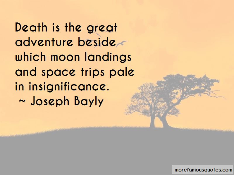 Joseph Bayly Quotes Pictures 3