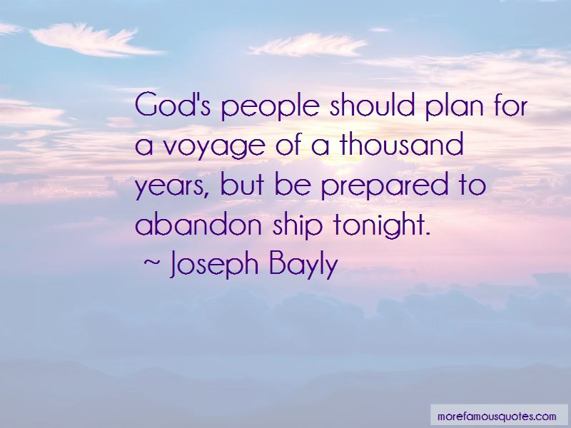 Joseph Bayly Quotes Pictures 4