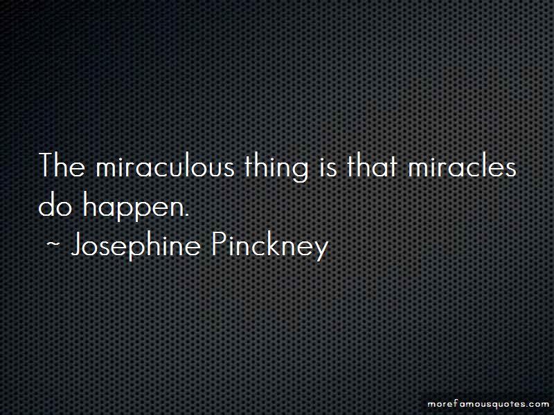 Josephine Pinckney Quotes Pictures 2