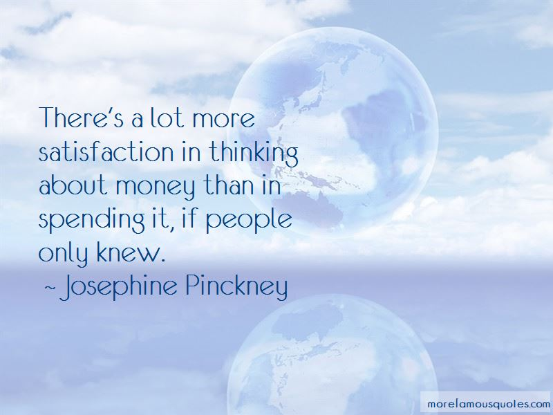 Josephine Pinckney Quotes Pictures 3