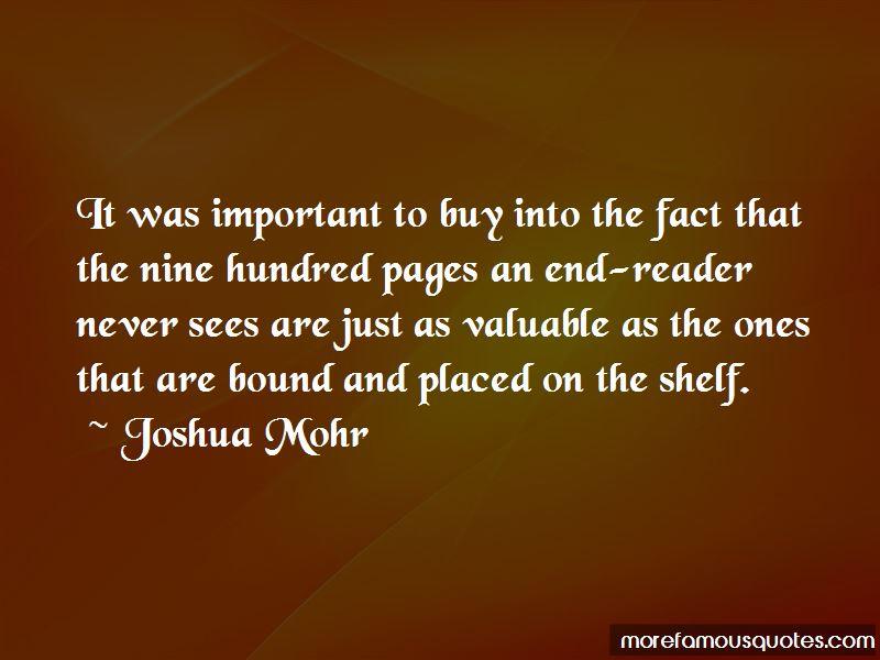 Joshua Mohr Quotes Pictures 3