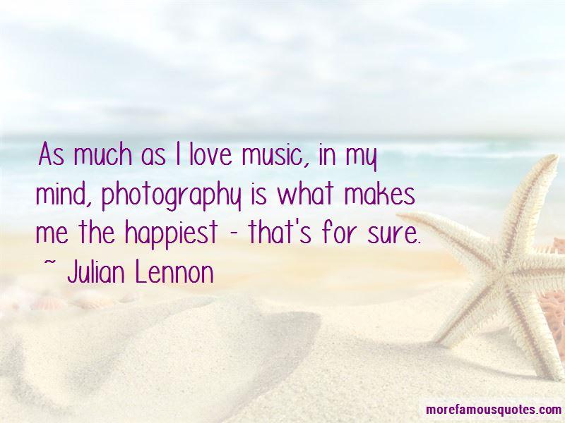 Julian Lennon Quotes Pictures 3